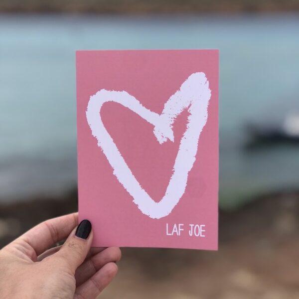 ansichtkaart-laf-joe-liefde-hart